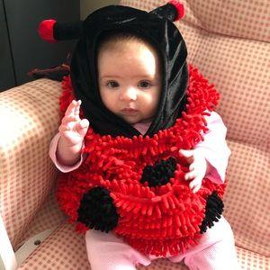 Other - Chenille Ladybug Baby Halloween Costume